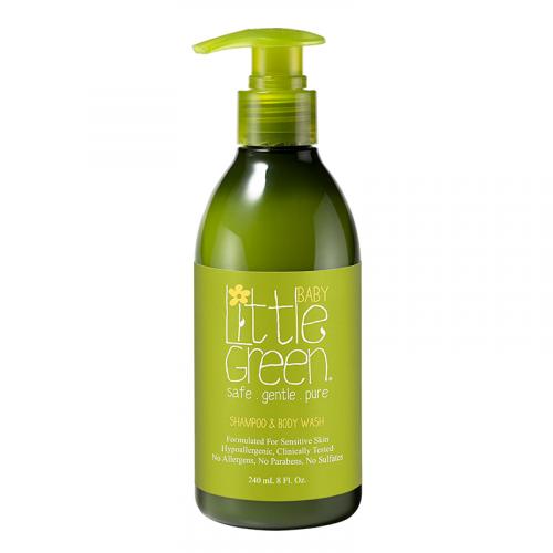 Baby Shampoo & Body Wash