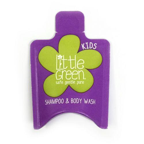 Kids Shampoo And Body Wash 0.50 Oz