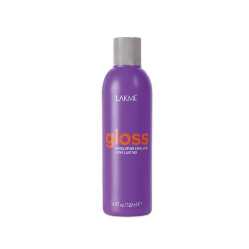 Gloss Developing Emulsion Long Lasting 120 ml