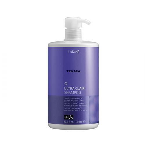 Teknia Ultra Clair Shampoo 1000 ml