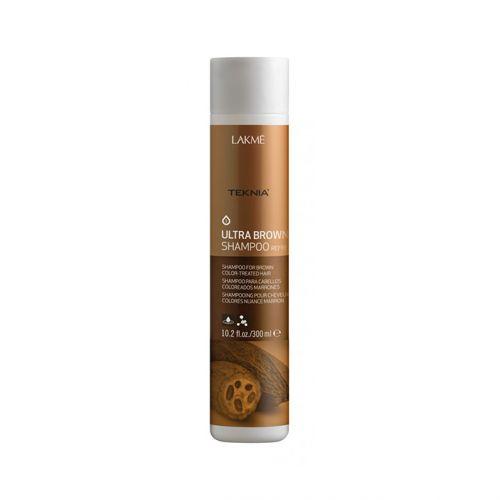 Teknia Ultra Brown Shampoo 300 ml