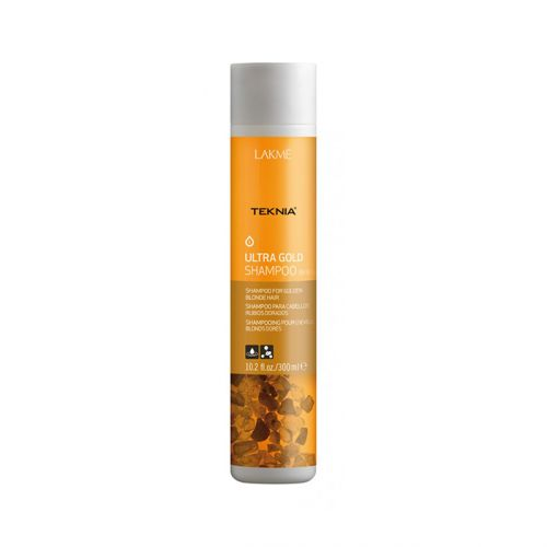 Teknia Ultra Gold Shampoo 300 ml