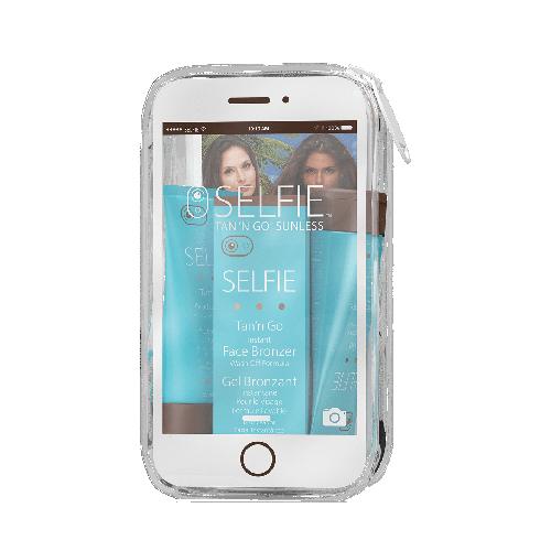 Selfie Tan'N Go (3 Pcs.) Mini Travel Kit